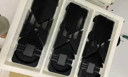 Jaunākie videokaršu radiatori NVIDIA