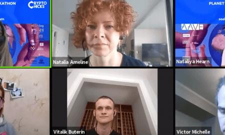 Vitaļiks Buterins: decetralizācija ir eksperiments – un mums tas izdodas (Video)