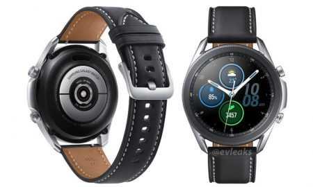 Samsung Galaxy Watch 3 JAUNĀKĀ INFORMĀCIJA