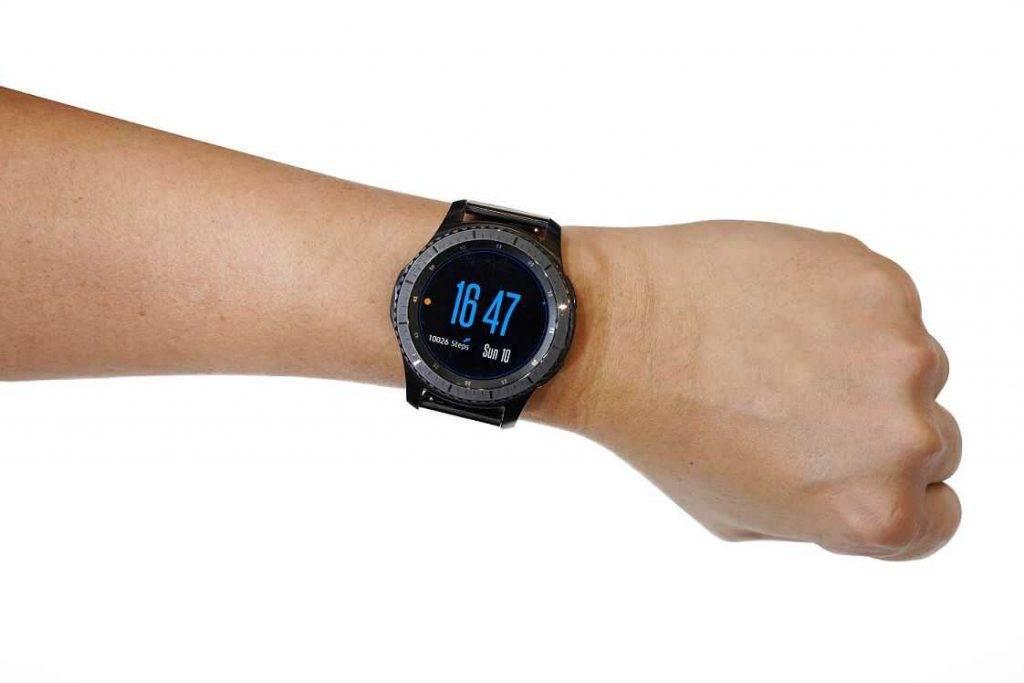 Samsung jauns pulkstenis