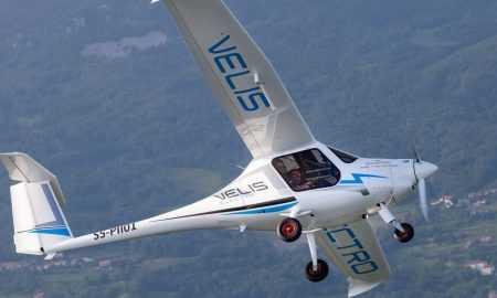 Eiropā sertificēta pirmā elektro lidmašīna