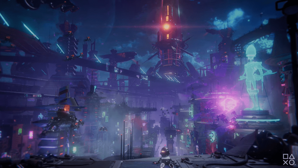Ratchet & Clank Rift Apart 2020