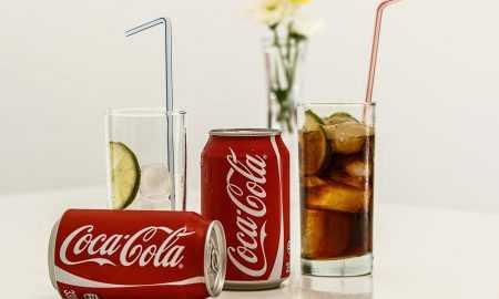 Coca cola par kriptovalūtu