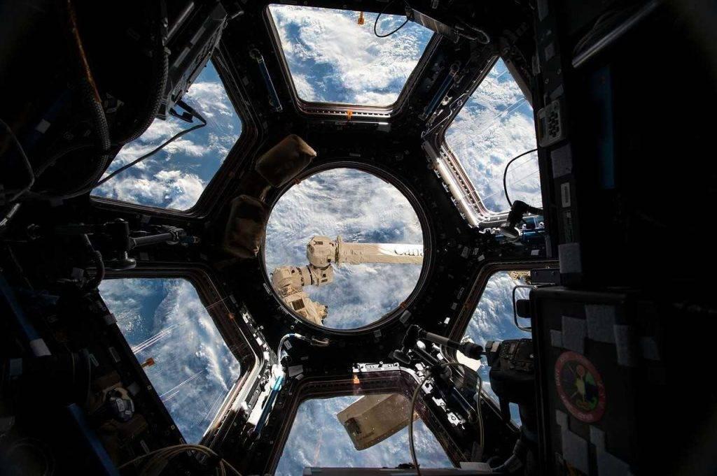 Kosmosa stacijas apskats
