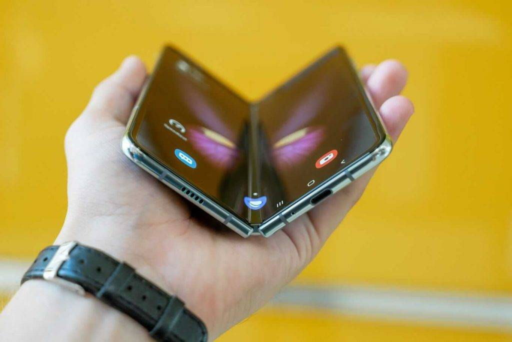 Samsung Fold Lite 2000
