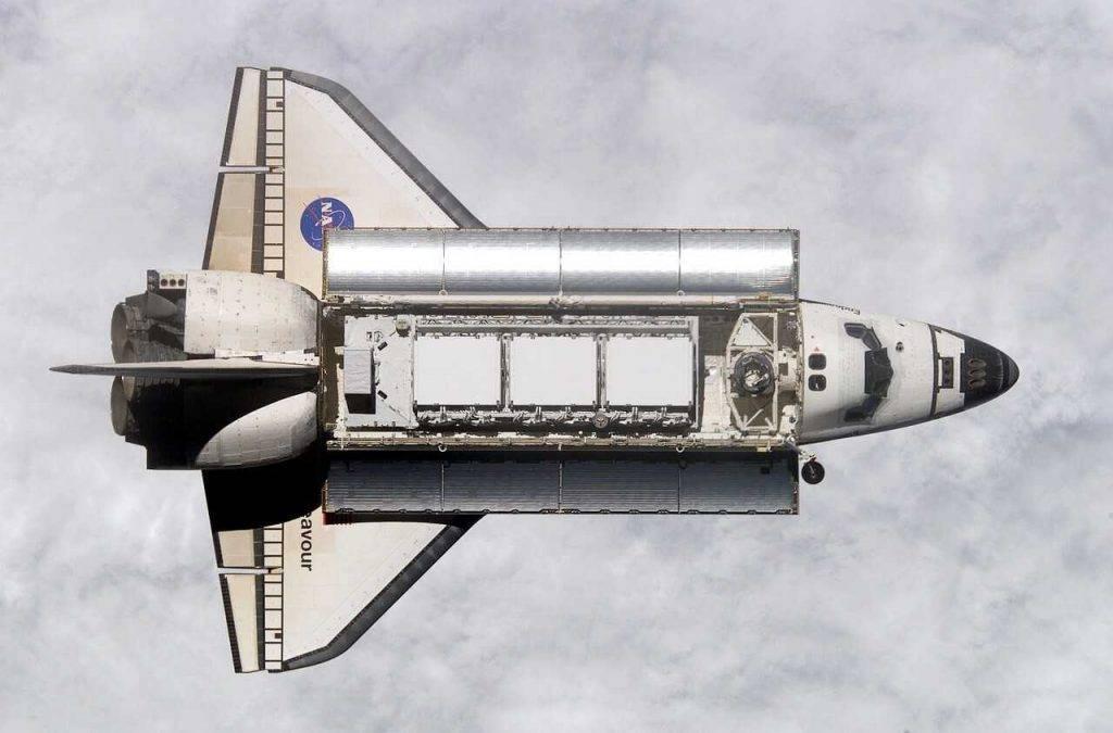 Kosmosa kuģis Shuttle