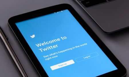 Twitter jaunumi 2020