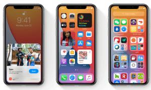 Apple IOS Beta Versija