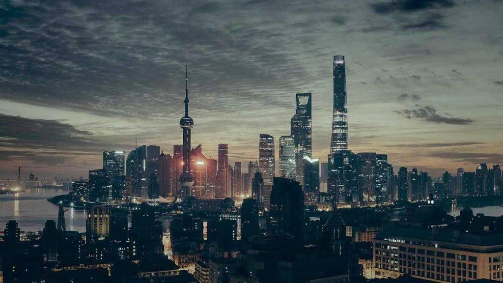 Ķinas enauda
