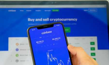 Coinbase listings fondu biržā