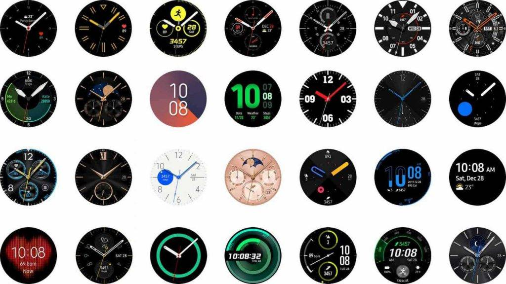 Galaxy-Watch-3-watchfaces