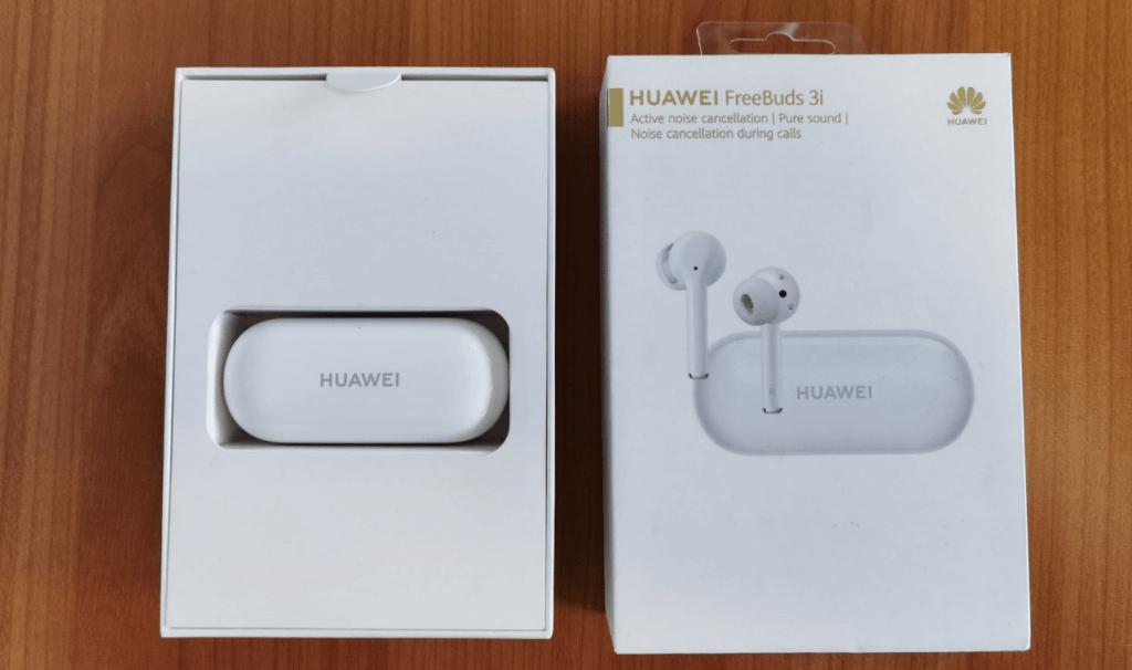 Huawei bezvadu ausis