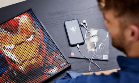 Jauns Lego produkts Lego Art
