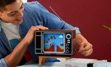 Lego un Nintendo 2020