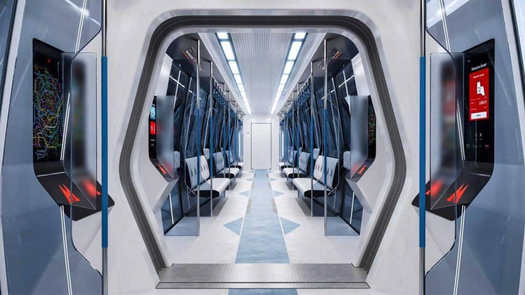 Nakotnes metro ilustrācijas