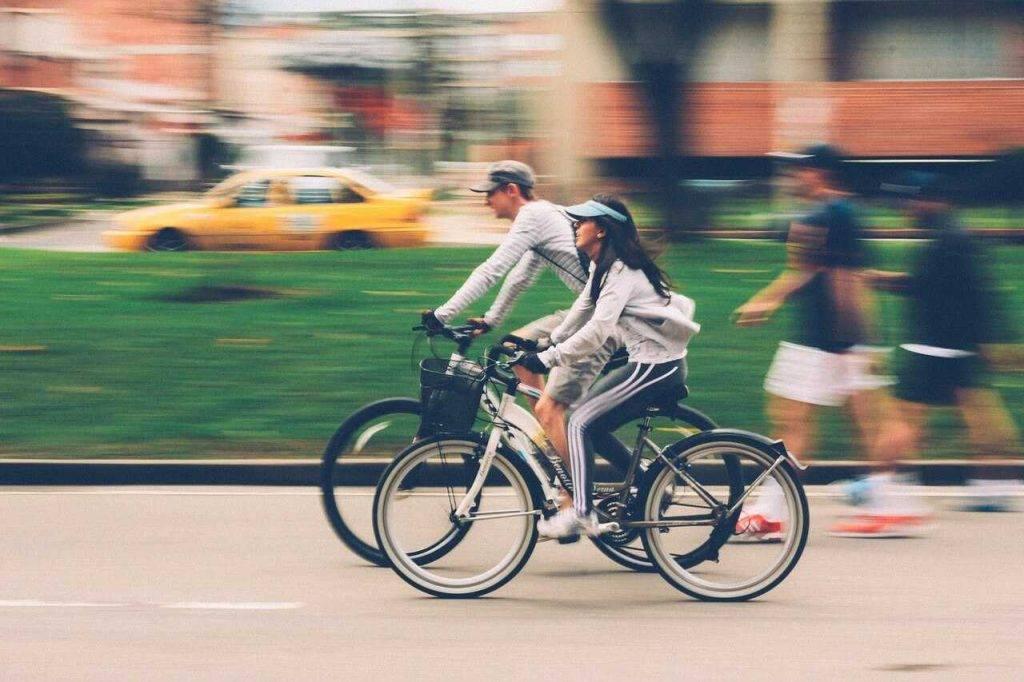 Pilsetas velosipeds