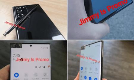 Samsung Galaxy Note 20 Ultra jaunākā informācija