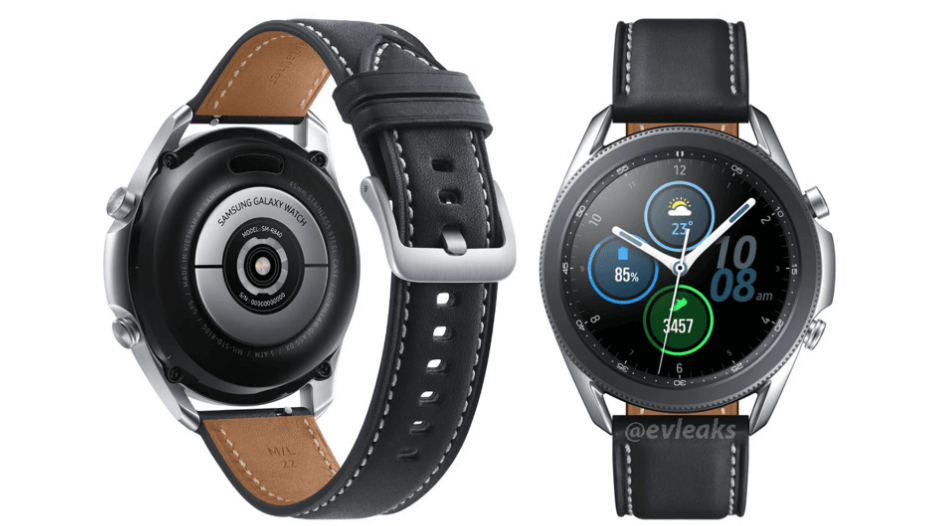 Samsung viedpulkstenis Galaxt Watch 3