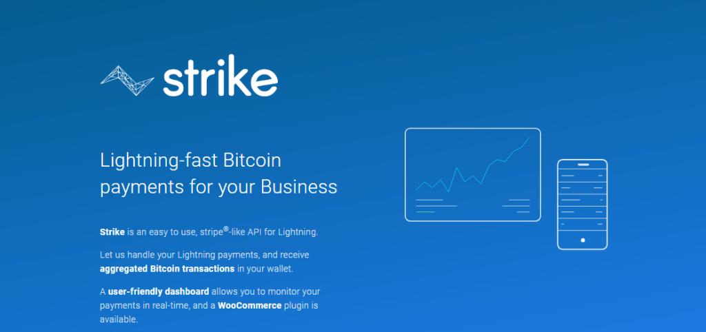 Strike un Lightning Network