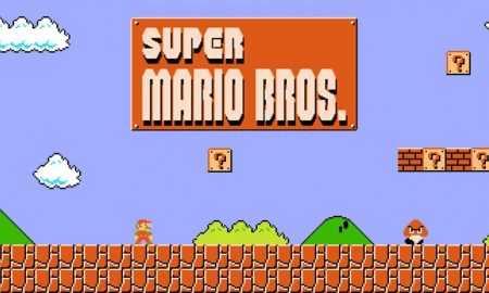 Super Mario Bros pārdots par 114000 USD