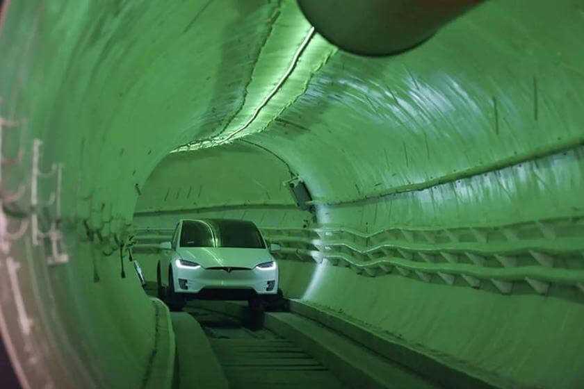 Tesla Loop tunelis