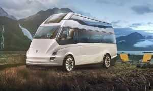 Tesla autobus