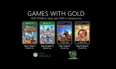 Xbox Live Gold 2020