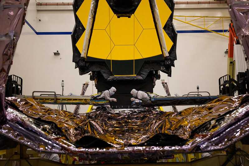 James Webb Space Telescope