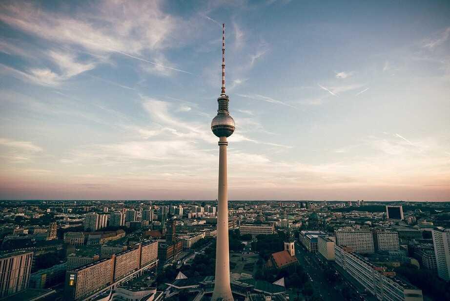 Berline vacija G5