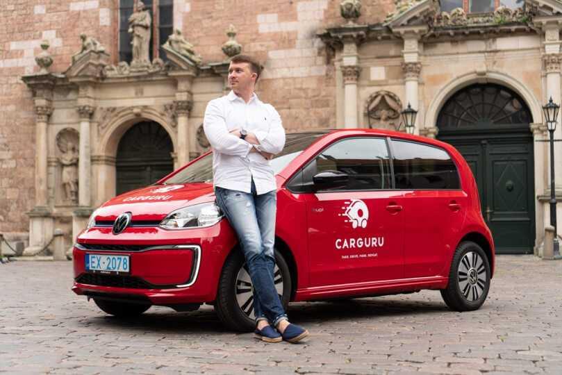 Atteikšanās no privātās automašīnas - jauns komfortablas dzīves standarts pilsētā