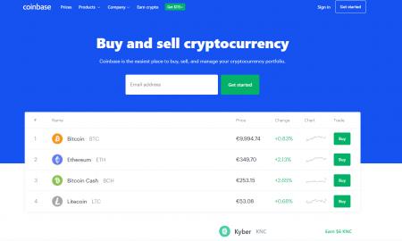 Coinbase noteikumi
