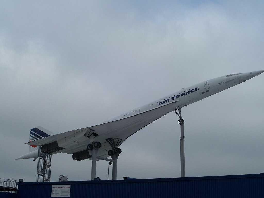 Kāpec nelido vairs Concorde