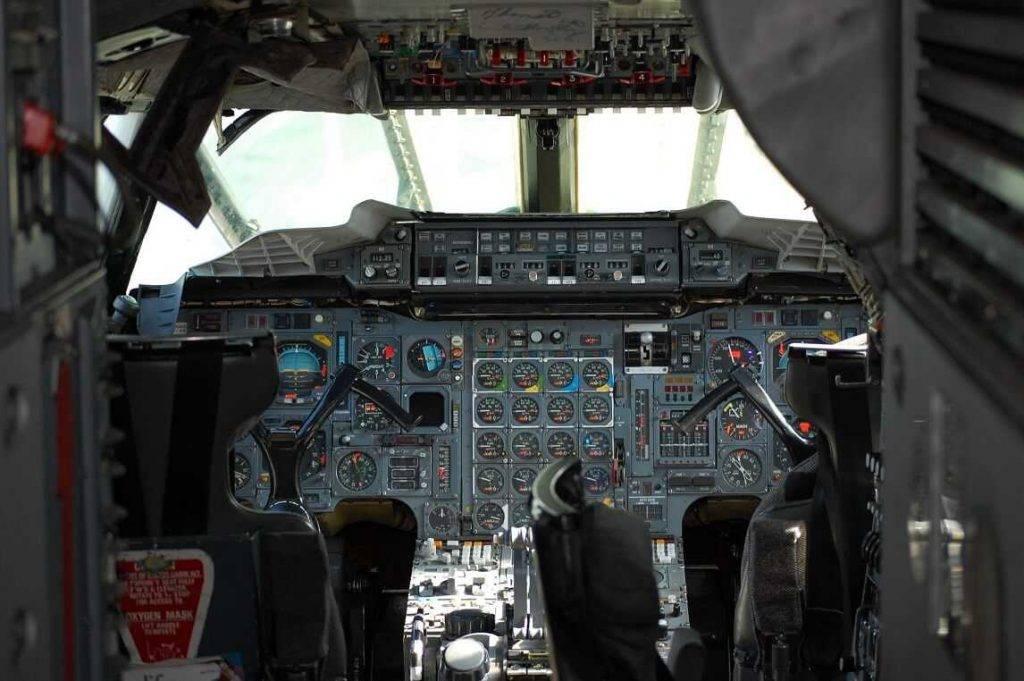 Concorde pilota kabine 2020
