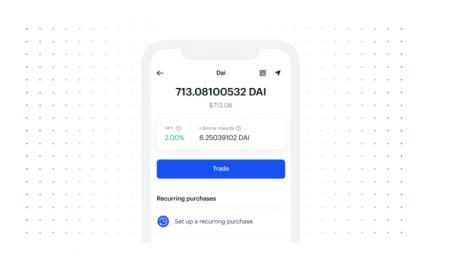 Birža Coinbase izmaksās 2% gadā par stablecoin DAI glabāšanu