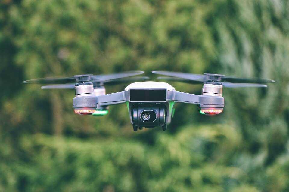 Droni un lauksainieciba