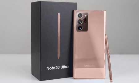 Samsung Galaxy Note 20 jaunumi