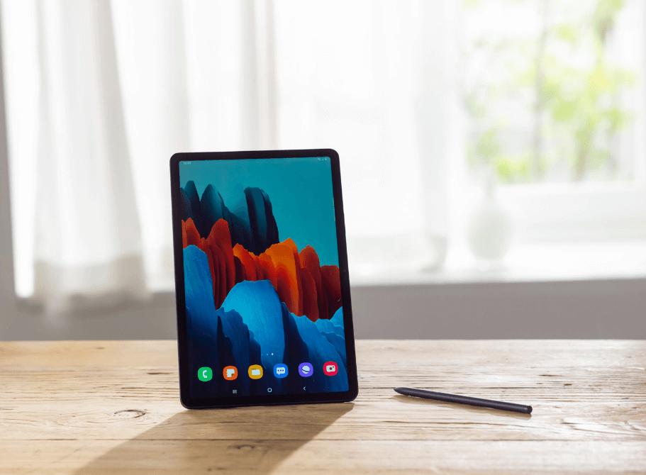 Samsung radījis divus jaudīgus planšetdatorus darbam un atpūtai – Galaxy Tab S7 un S7+