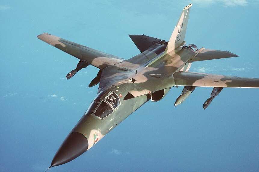 Limašīna General Dynamics F-111
