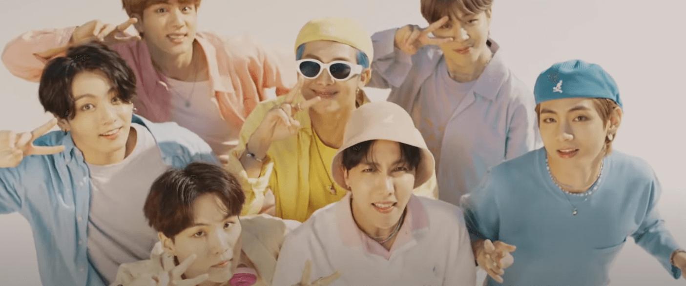 BTS Youtube rekords