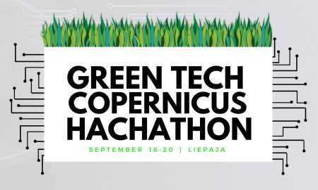 Septembrī norisināsies Zaļo tehnoloģiju hakatons