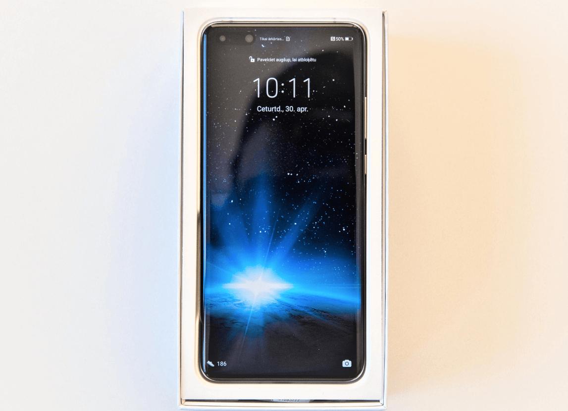 Huawei atjauninajums