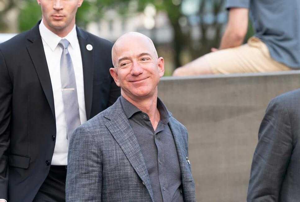 Džefs Bezos Amazon