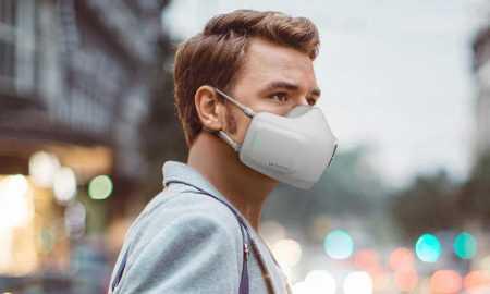 LG tīra gaisa risinājums ar Puricare nēsājamu gaisa attīrītāju