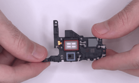 Kā Nomainīt bateriju Samsung S20