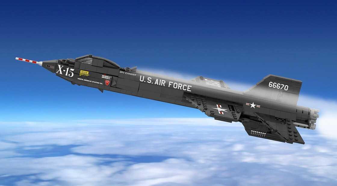 Lidmašīna North American X-15