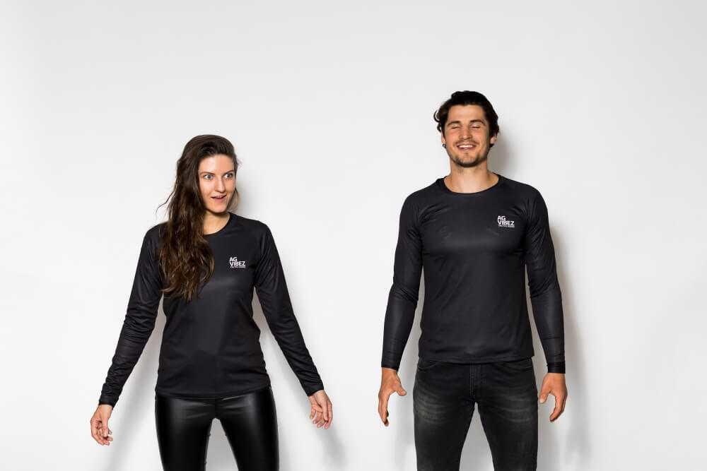 RTU MBA studente veido apģērbu, kas palīdz sajust mūziku cilvēkiem ar dzirdes traucējumiem
