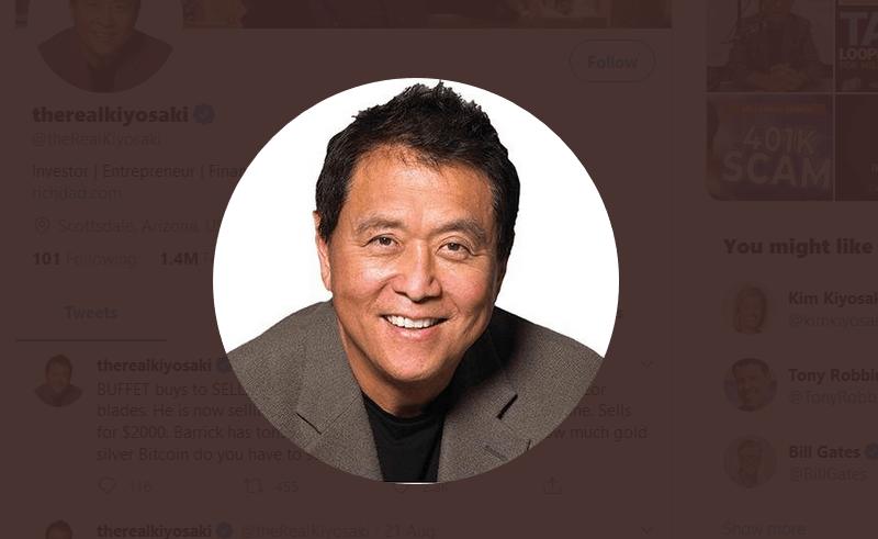 Roberts Kijosaki 2020