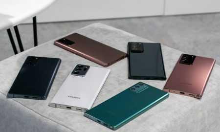 Samsung Galaxy Note20 un Note20 Ultra prezentācija 2020