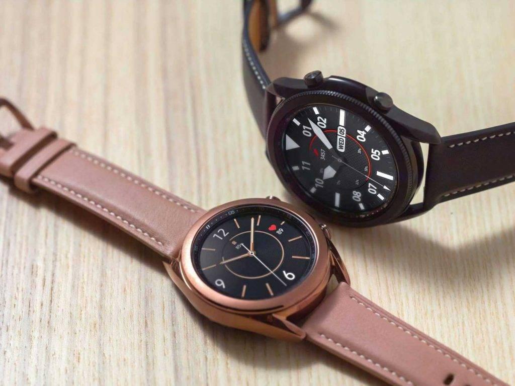 Samsung Galaxy Watch3 2020 FOTO