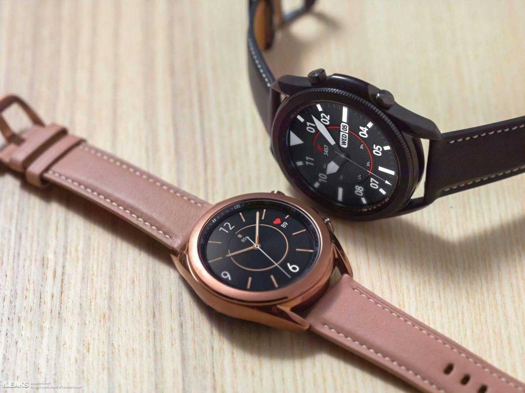 Samsung Galaxy Watch3 2020
